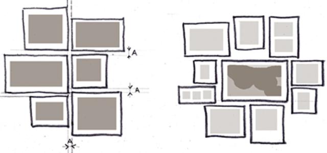 Superbacana blog ecco come ti appendo i quadri for Quadri per pareti